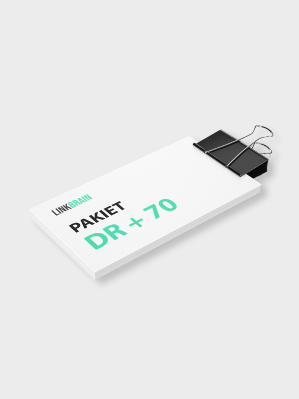 pakiet dr 70